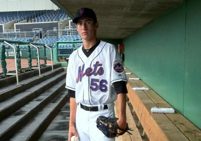 Matt Budgell Drafted by the New York Mets