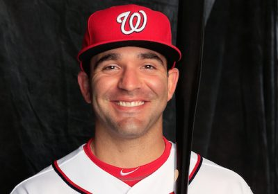Danny Espinosa Recruited by the Washington Nationals