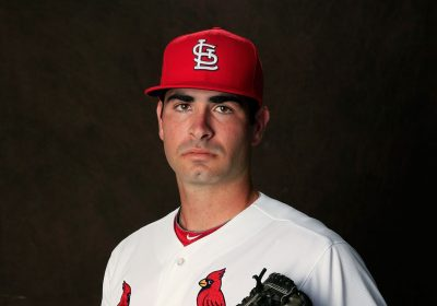 Kurt Heyer Signed with the St Louis Cardinals